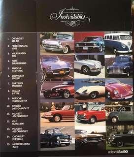 Colección Súper Autos Inolvidables El Tiempo - 15 Autos