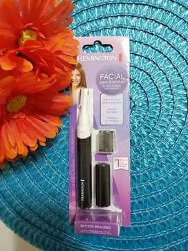 Depilador facial doble uso para dama 1 pila AA