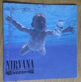 CD DE NIRVANA COLECCIONABLE(nevermind)