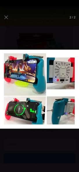 Control Gamepad Gatillos, Jostick, Power bank