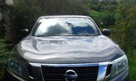 Vendo Nissan Frontier d7c 4x2 SE con 53000 km,