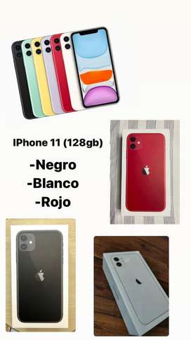 Iphone 11 (128GB) SELLADO!