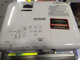 Video beams epson  power lite x05+ hd y wifi