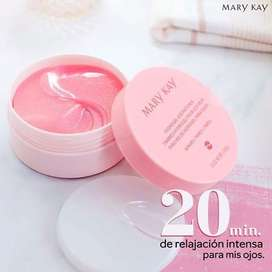Parches de Hidrogel Mary Kay Productos Mary Kay