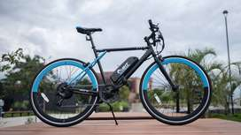 Bicicleta eléctrica excelente Nueva 0 KM