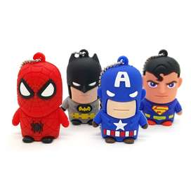 Memoria Usb 16 Gb 3.0 Super Heroes