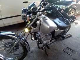 Motomel Custom