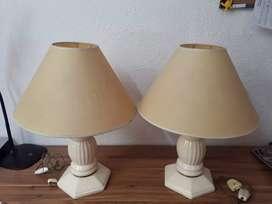 Veladores de cerámica