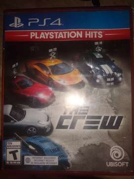 Juego para PS4 the crew