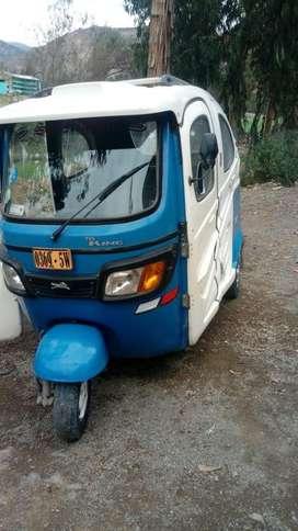 Se vende moto tvs 5800 del 2014