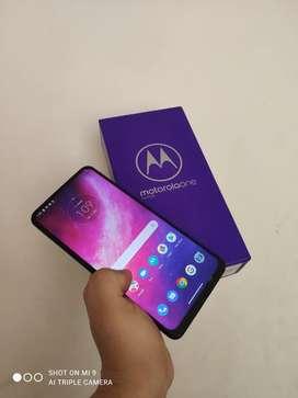 Vendo Motorola One Hyper