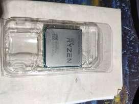 Procesador Ryzen 2700 con caja y disipador nuevo Ryzen 2700X