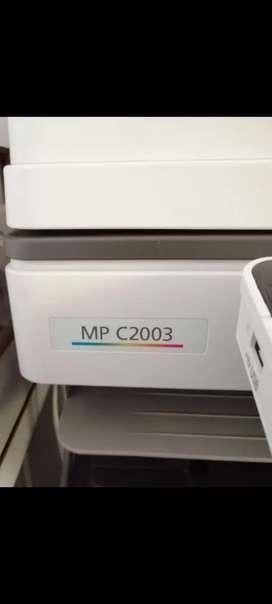 Impresora mp c2003