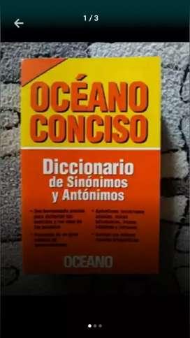 Vendo Diccionario Océano Nuevo