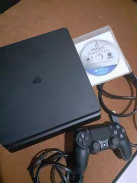 Vendo ps4 slim de 500