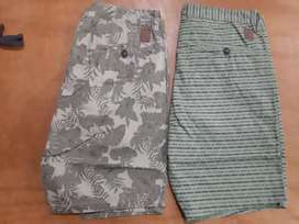 Short casuales
