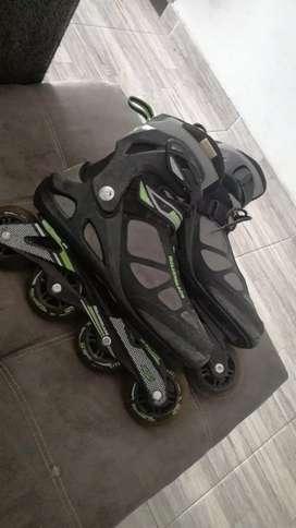 Se venden patines marca rollerblade