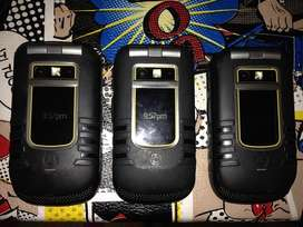 RADIO NEXTEL I686 NEGRO RUGED PHONE ANTI AGUA