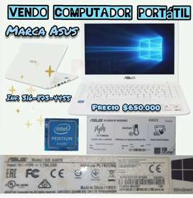 Computador Portátil - Marca Asus