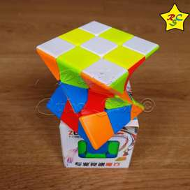 Cubo Rubik Torcido Twisted 3x3 Modifica Z Cube Stickerless
