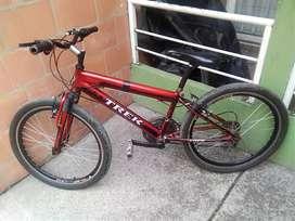 Vendo o cambio bicicleta todo terreno con cambios