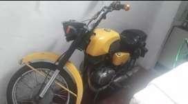 Vendo moto jawa cz 125