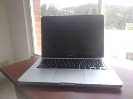 Macbook Pro 2012 / 8gb Ram / 500gb Disco Duro