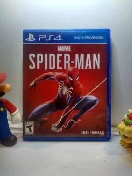Vendo cambio Spiderman perfecto estado