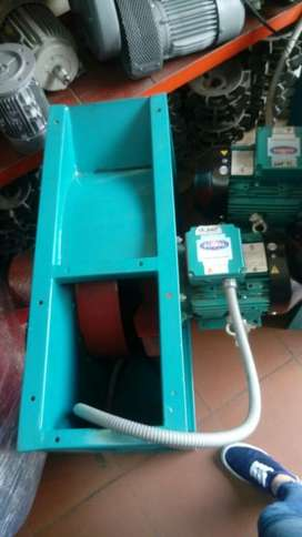 Turbina para Transporte de Fibra en Bogota