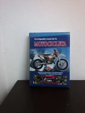 Vendo manual enciclopédico de motos