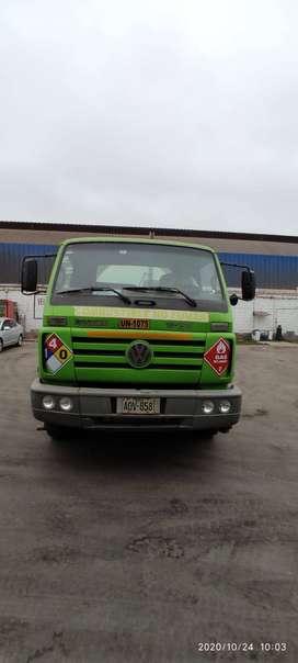 Vendo Camión Cisterna GLP Granelero 1600 Galones - NEGOCIABLE.