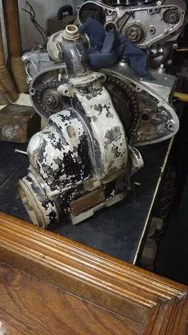 Magneto bendix scintilla para motor aeronautico