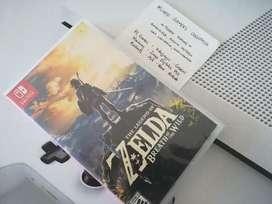 The Legend Of Zelda Breath Of The Wild Nintendo Switch Sellado MGC