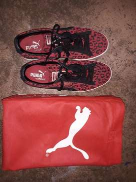 Vendo Zapatillas Puma Animal talla 11