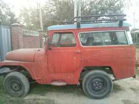 JEEP IKA JA-2FB