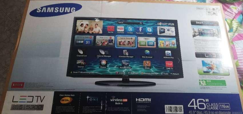 Tv Led Samsung 46 Pulgadas 0