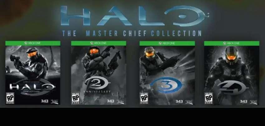 Halo: colección del jefe maestro