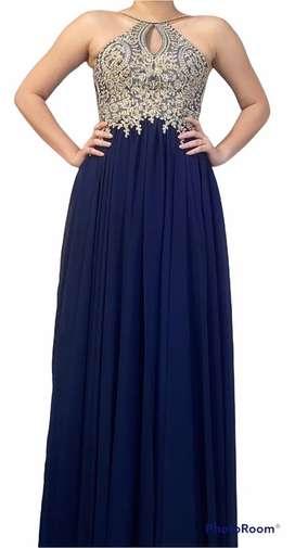Hermosa vestido elegante, para quinseañera o grado