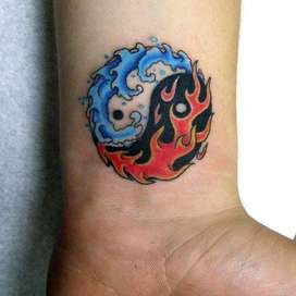 Tatuaje de promosion