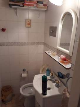 Alquilo habitación individual en departamento RECOLETA CABA