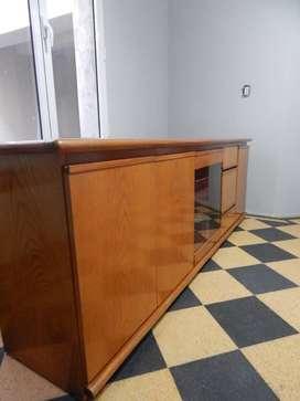 Bahiut mueble de madera