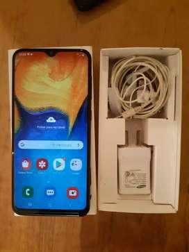 Samsung A20 Libre Completo en caja !!!