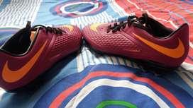 Guayos Nike Hypervenom.
