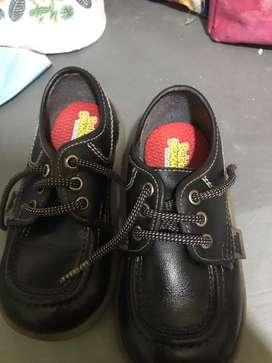 Zapatos bubble gummers  24 colegial