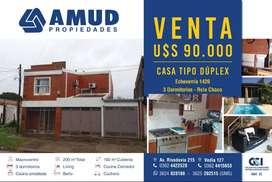 Casa Echeverria1426 Excelente Estado // 3 Dormitorios // Patio, Quincho y Pileta