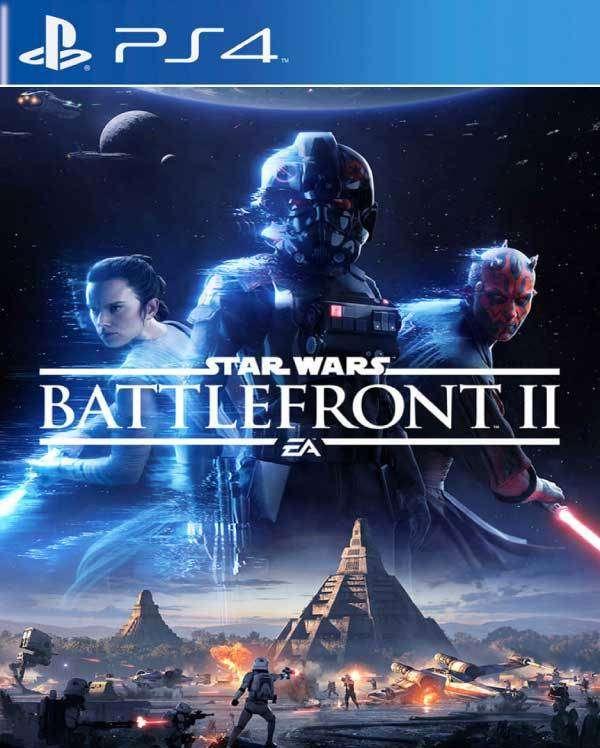 Star Wars Battlefront 2 Playstation 4 Ps4, Físico