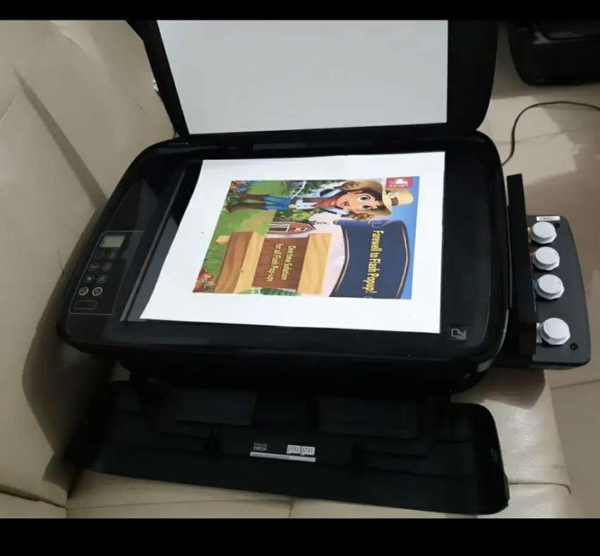 impresoras hp 410  hp 5820 hp 415 tinta continua con WiFi 0