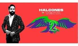 Halcones de venta - Curso Carlos Muñoz