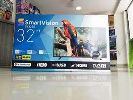 Televisor smartvision básico de 32 pulgada en promoción