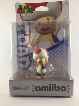 Toad - Super Mario Bros - Amiibo Nintendo